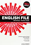 English File 3rd Edition Elementary. Teacher's Book &test CD Pack (English File Third Edition)