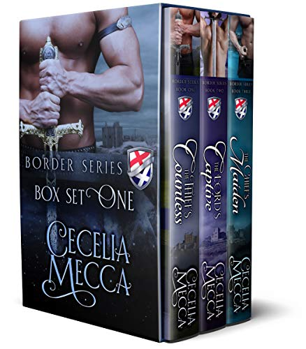 Border Series: Books 1-3 (Border Series Boxset Book 1) (English Edition)