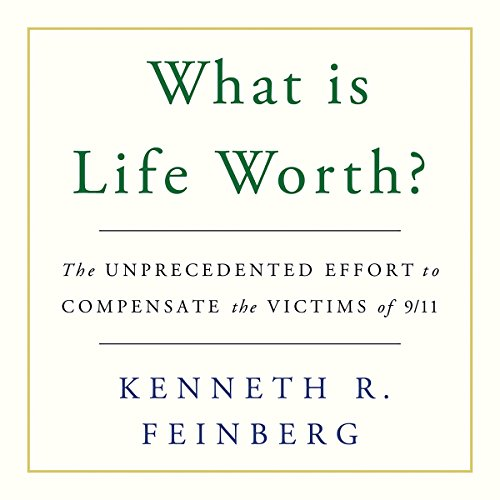 What Is Life Worth? audiobook cover art