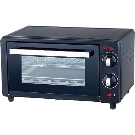 Ardes Mini four électrique Noir 10 L 800 W