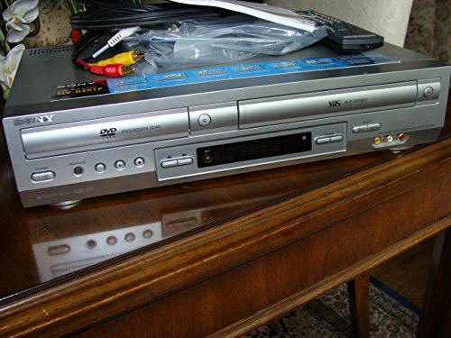 Why Choose Sony SLV-D201P Progressive-Scan DVD-VCR Combo