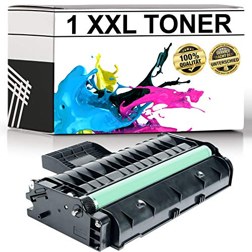 LABT Toner kompatibel zu Ricoh Aficio SP 201 N/SP 204 SN, SFN/SP 211 SU, SP 211 SF/SP 203 S/SP 213 w, SFNw, SFw, SUw/SP 220 Nw, SNW, SFNw | schwarz | 407254