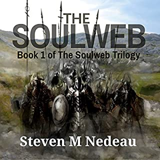 The Soulweb audiobook cover art