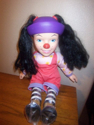 The Big Comfy Couch Talking Loonette Clown Doll