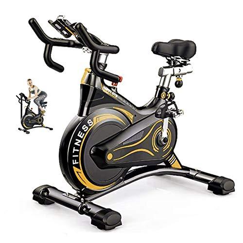 IJNBHU Bicicleta Estática Bicicleta Resistencia Magnética,