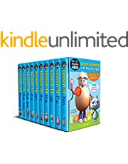 Learn to Read with Reading Eggs: Box Set 2: Lessons 11–20 (Learn to Read with Reading Eggs Box Set)