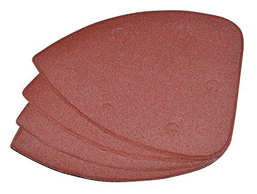 Amtech V4035 P240 Grain Delta Feuilles de papier abrasif, 240 V, clair