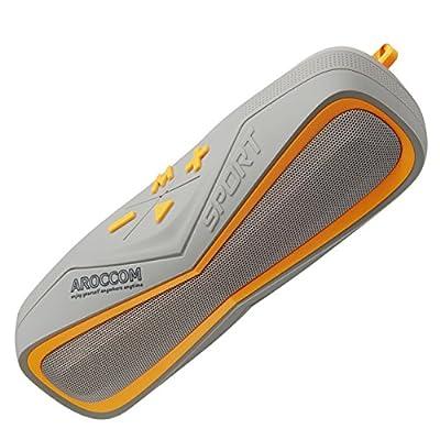 Protable Wireless Bluetooth Speaker,IPX7 Waterproof Speakers Built-in Mic 1800mah Rechargeable Battery for Outdoor Sports