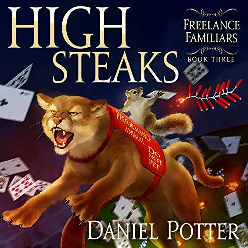 『High Steaks』のカバーアート