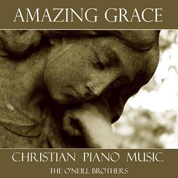 Amazing Grace - Christian Piano Music