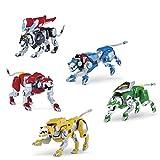 Giochi Preziosi Voltron Die Cast Metal Defender Lions 972, Multicolore, 8056379057413