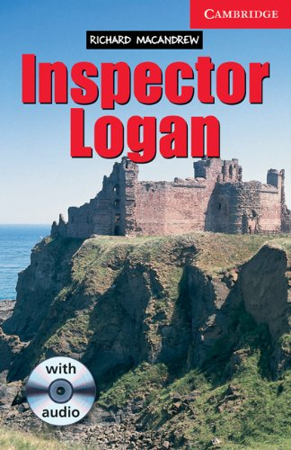 Inspector Logan Level 1 Book with Audio CD Pack (Cambridge English Readers)の詳細を見る