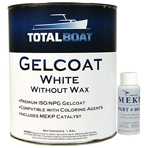TotalBoat-14409 Marine Gelcoat for Boat Building, Repair and Composite...