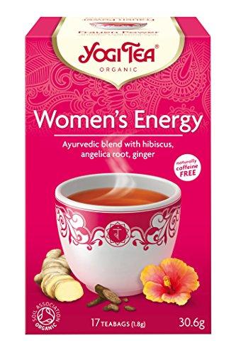 Yogi Thee Womens Energie Thee 15 Tas