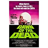 DrCor Dawn of The Dead Movie Posters and Prints Canvas Wall
