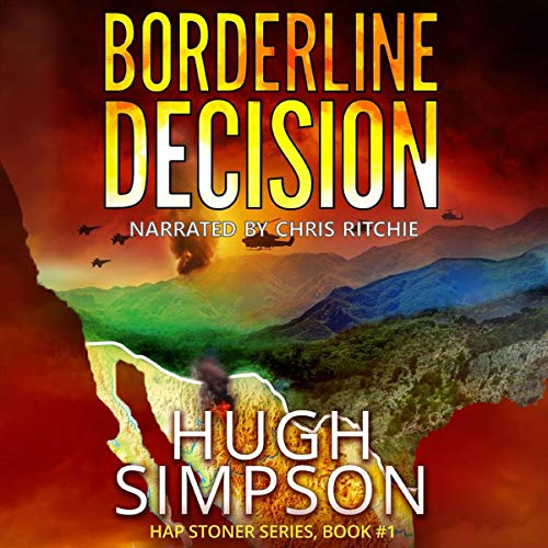 Borderline Decision Audiobook By Hugh Simpson cover art