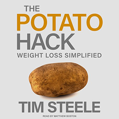 The Potato Hack audiobook cover art