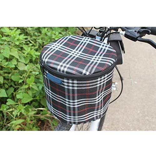 Why Choose Bicycle Bike Detachable Cycle Front Canvas Basket Carrier Bag Pet Carrier Aluminum Alloy ...