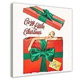 Sängerin Katy Perry Cozy Little Christmas Album Cover