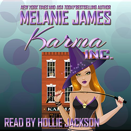 Karma Inc.     A Paranormal Romantic Comedy              De :                                                                                                                                 Melanie James                               Lu par :                                                                                                                                 Hollie Jackson                      Durée : 7 h et 53 min     Pas de notations     Global 0,0