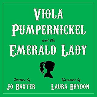 Viola Pumpernickel and the Emerald Lady cover art