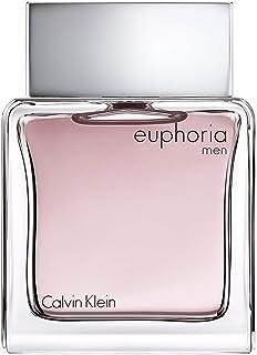 Calvin Klein euphoria for Men Eau de Toilette, 3.4 Fl Oz