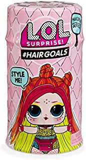 L.O.L. Surprise! #Hairgoals Series 2 with Real Hair & 15...