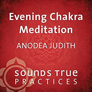 Evening Chakra Meditation cover art