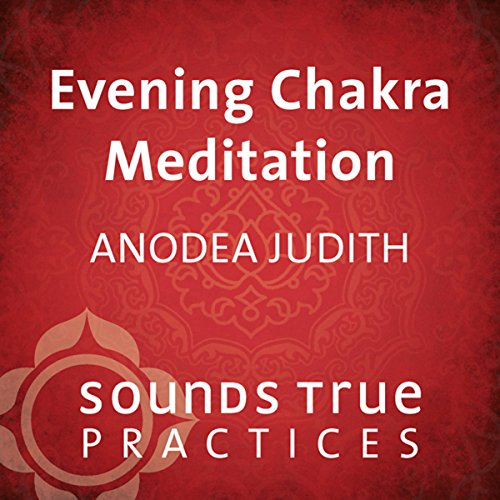 Evening Chakra Meditation audiobook cover art