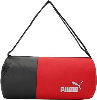 PUMA Gym Bag IND IV High Risk Red- Black