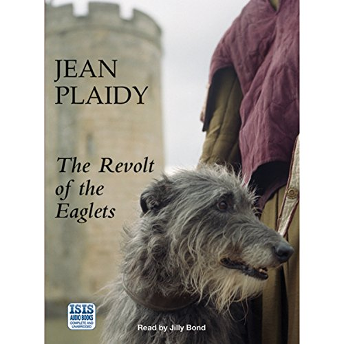 The Revolt of the Eaglets audiobook cover art