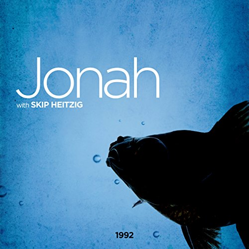 32 Jonah - 1992 audiobook cover art