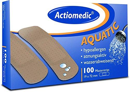 Gramm Actiomedic® AQUATIC Pflasterstrips