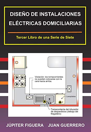 DISEÑO DE INSTALACIONES ELÉCTRICAS DOMICILIARIAS (Instalaciones Eléctricas Residenciales)