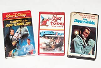 Dean Jones Movie Collection (3 Pac): Snowball Express; the Horse in the Gray Flannel Suit; Mr. Superinvisible