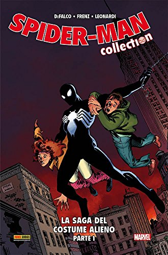 La saga del costume alieno. Spider-Man collection. Parte uno (Vol. 15)