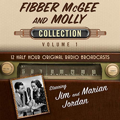 Couverture de Fibber McGee and Molly, Collection 1