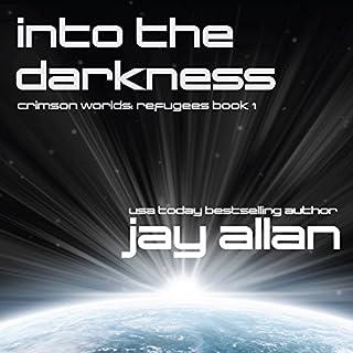 Page de couverture de Into the Darkness