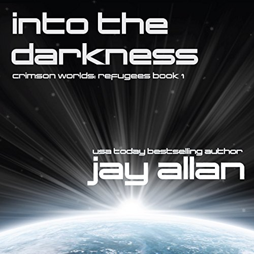 Into the Darkness audiobook cover art