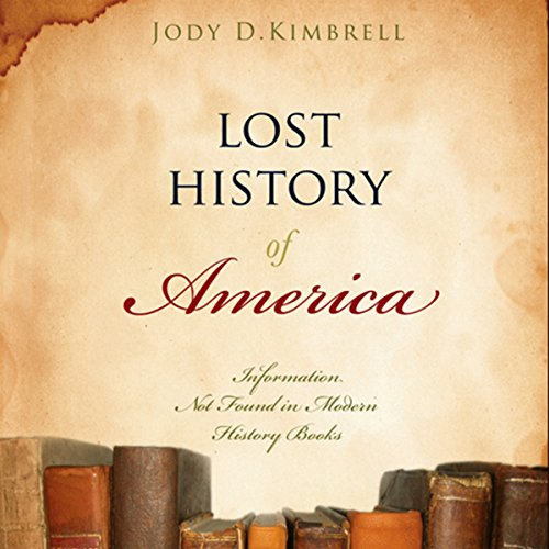 Lost History of America audiobook cover art