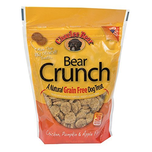 Charlee Bear Grain-Free Treats