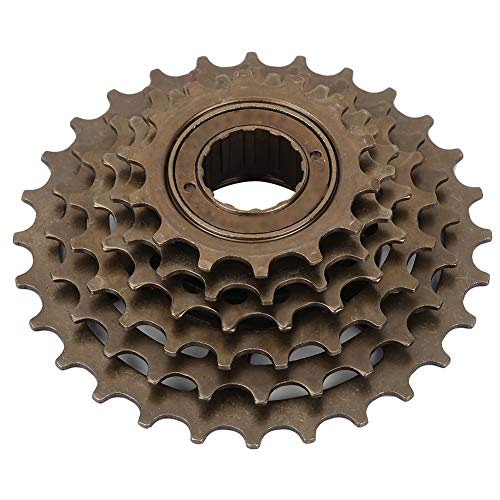 ZSZ 6 Speed 14T-28T Bicycle Freewheel Cassette Sprocket Ultralight Mountain Bike Replacement Accessory Freewheel Bicycle Parts