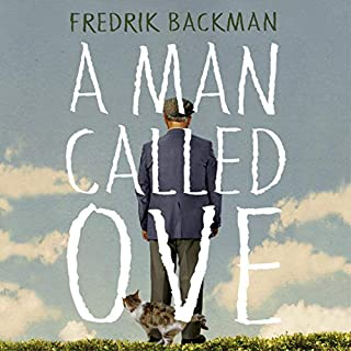 A Man Called Ove cover art