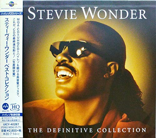 The Definitive Collection [Hi-Res CD (MQA x UHQCD)]