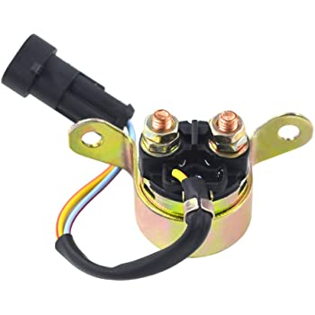 Starter Solenoid Relay Replacement For POLARIS RANGER EFI 4x4 ATV 2006-2012 New