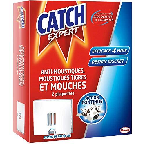 Catch Plaquettes Insectes Volants