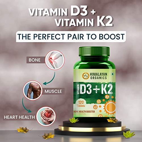Himalayan Organics Vitamin D3 Supplements