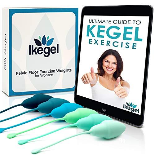 Ikegel Kegel Bolas Chinas Intimina Con Libro Electronico En Espanol | Fácil...