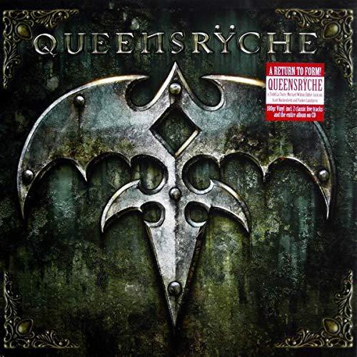 Queensryche (Lp+Cd)