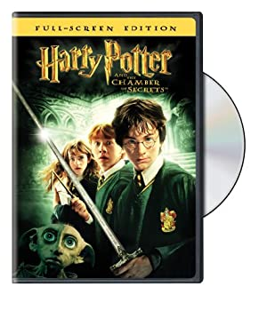 DVD Harry Potter and the Chamber of Secrets (Full Screen Edition) Book
